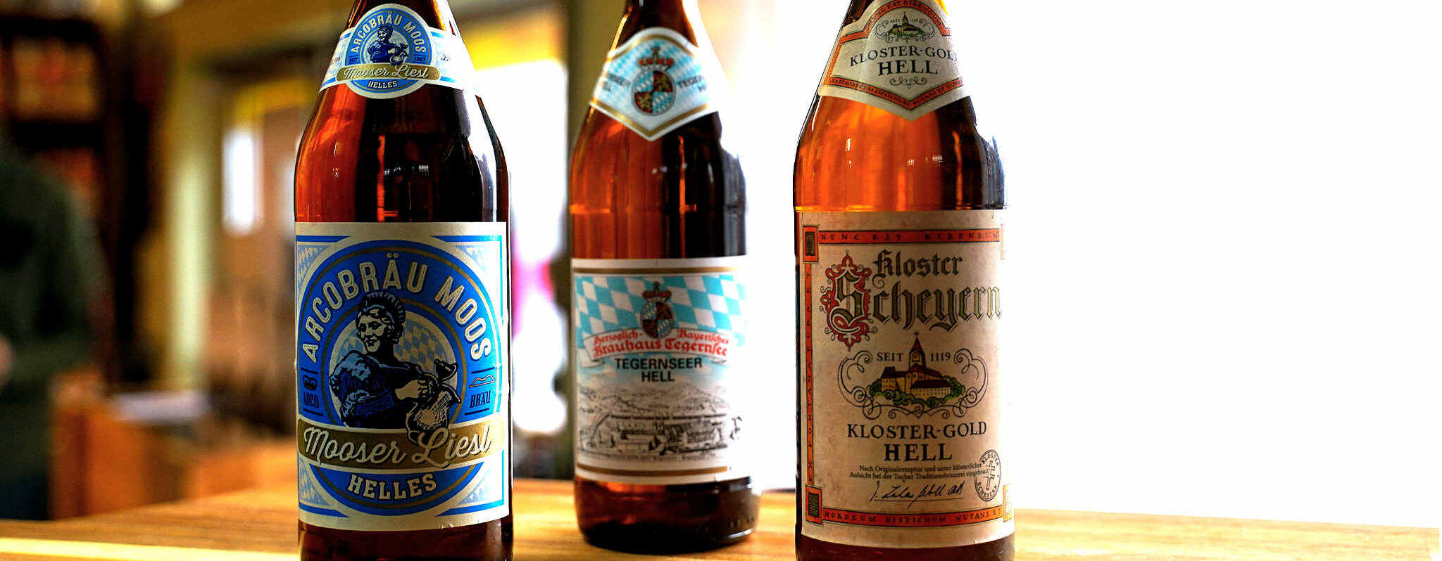 Entdecken Sie unsere Bierwelt